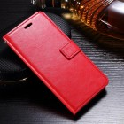 Rød cover Etui til Huawei Mate 9 med lommer Huawei Mobiltelefon tilbehør