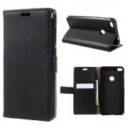 Huawei Honor 8 Lite etui cover med lommer, Huawei Mobil tilbehør