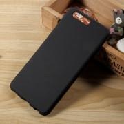 Huawei P10 bagcover i blød tpu sort Huawei Mobil tilbehør