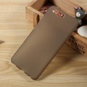 Huawei P10 grå bagcover i blød tpu, Huawei Mobil tilbehør