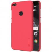 Huawei Honor 8 lite cover rosa med skærm beskyttelse, Huawei covers og tilbehør Leveso.dk