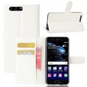 Vilo flipcover hvid Huawei P10 Mobil tilbehør