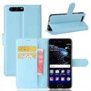 Vilo flipcover blå Huawei P10 Mobil tilbehør