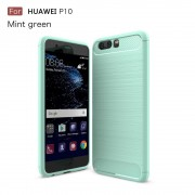 Huawei P10 cover armor c-style cyan, Huawei P10 covers og mobil tilbehør