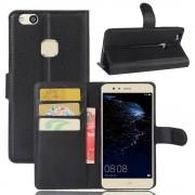 Huawei P10 Lite praktisk flip cover, Huawei p10 lite mobiltilbehør