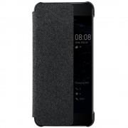 Huawei P10 original smart view flip cover mørkegrå, Huawei Mobil tilbehør