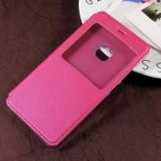 Huawei P10 Lite cover med smart vindue rosa, Huawei p10 lite covers
