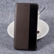 Huawei P10 plus smart view flip cover mocca, Huawei covers
