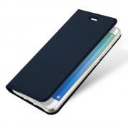 Slim flip cover blå Huawei p10 lite Mobilcovers