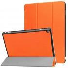 Huawei M3 lite 10 folde cover orange Tabletcovers