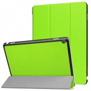 Huawei M3 lite 10 folde cover grøn Tabletcovers