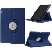 Huawei T3 10 mørkeblå cover rotation med stå funktion Tablet tilbehør