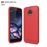 C-style armor cover rød Moto G5S plus Mobil tilbehør
