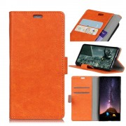 Igo flip cover orange Moto G6 play Mobil tilbehør