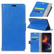blå Igo flip cover Motorola E5 Play Mobil tilbehør