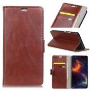 brun Igo flip cover Motorola E5 Play Mobil tilbehør