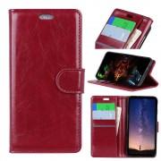 rød Vilo flip cover Motorola Moto G7 / G7 plus Mobil tilbehør