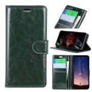 grøn Vilo flip cover Motorola Moto G7 / G7 plus Mobil tilbehør