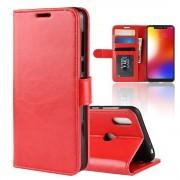 rød Vilo flip cover Motorola One Mobil tilbehør