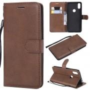 Motorola One brun Etui med lommer Mobil tilbehør