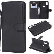 Motorola One sort Etui med lommer Mobil tilbehør