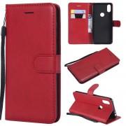 Motorola One rød Etui med lommer Mobil tilbehør