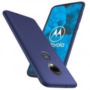 blå Venon blød tpu case Motorola Moto G7 / G7 plus Mobil tilbehør