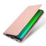 rosaguld Slim etui Motorola Moto G7 / G7 plus Mobil tilbehør