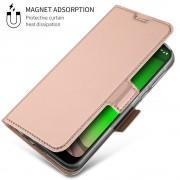 rosaguld S-line slim flip cover Motorola G7 Play
