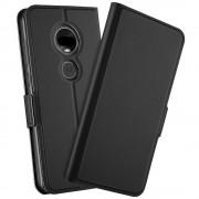 sort S-line flip cover Motorola Moto G7 / G7 plus Mobil tilbehør