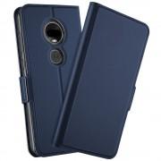 blå S-line flip cover Motorola Moto G7 / G7 plus Mobil tilbehør
