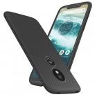 sort Venon blød tpu case Moto G7 play Mobil tilbehør