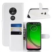 hvid Igo flip cover Motorola G7 Play Motorola Moto G7 play covers
