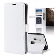 hvid Vilo flip cover Motorola One Vision Mobil tilbehør