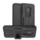 sort Mark II case Motorola G7 Play Mobil tilbehør