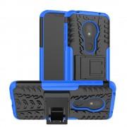 blå Mark II case Motorola G7 Play Mobil tilbehør
