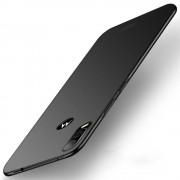Slim hard case Motorola One Vision sort Mobil tilbehør