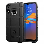 Rugged shield case Motorola E6 Plus Mobil tilbehør
