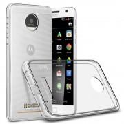 Motorola Moto Z play cover tpu klar Mobiltelefon tilbehør