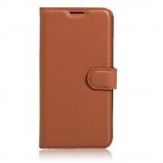til Lenovo B etui brun med lommer Mobiltelefon tilbehør
