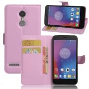 Lenovo K6 pink etui pung cover Mobiltelefon tilbehør