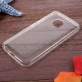 Motorola Moto G5 plus blød tpu cover