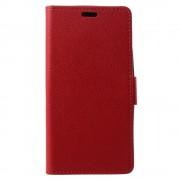 Motorola Moto G5 klassisk flip cover rød, Motorola covers