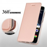 Motorola Moto G5 plus slim cover rosa guld, Motorola covers
