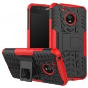 Moto G5 Mark II håndværker cover rød Mobilcovers