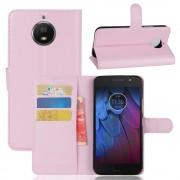 Vilo flip cover pink Moto G5S plus Mobil tilbehør