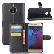 Motorola Moto G5S flip cover med lommer Mobilcovers