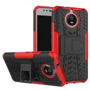 Mark II håndværker cover rød Motorola Moto G5S Mobilcovers