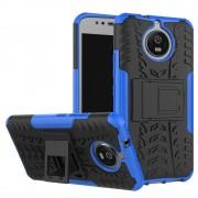Mark II håndværker cover blå til Motorola Moto G5S Mobilcovers