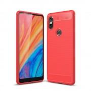 C-style armor cover rød Xiaomi Mi Mix 2S Mobil tilbehør